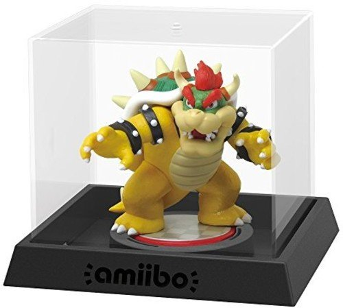 HORI amiibo Collect and Display Case for Nintendo amiibo Figures