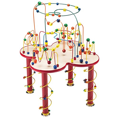 Anatex The Ultimate Fleur Rollercoaster Group Play Multi Activity Learning Fun Table Toys Christmas Gift - Fleur Toy Roller Coaster Table
