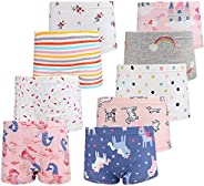 MooMoo Baby Boys Girls Shorts Soft Cotton Panties Multipack Kid Boxer Briefs Underwear