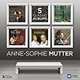 Music : Anne-Sophie Mutter: 5 Classic Albums