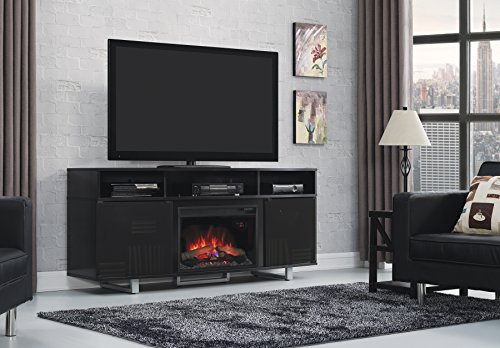 ClassicFlame Enterprise Lite Infrared Electric Fireplace Ent