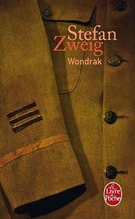 Wondrak : nouvelles, Zweig, Stefan (1881-1942)