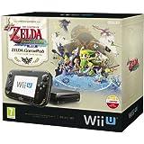 Nintendo Wii U 32Gb The Legend Of Zelda: Wind Waker HD Premium Pack - Black (Nintendo Wii U) [Importación Inglesa]