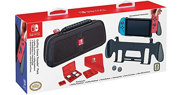 Amazon com: Nintendo Switch GoPlay Game Traveler Accessory