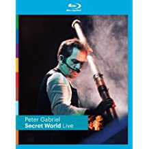 Peter Gabriel: Secret World - Live