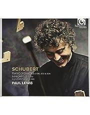 Schubert: Piano Sonatas D840, 850 & 894, Impromptus