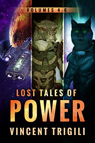 The Lost Tales of Power: Volume 4-6 (Lost Tales of Power Box Set Book 2) ()