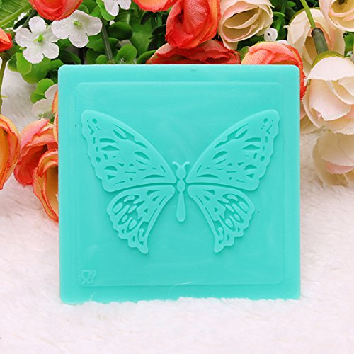 Cake Decoration - Butterfly Fondant Cake Mold Decoration - Indian Mold Game Baptism Grass Boat Topper Baseball Theme Vegetables -