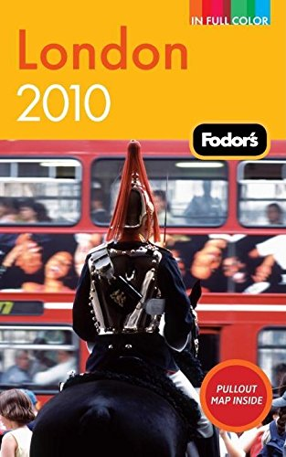 Fodor's London 2010 (Full-color Travel Guide)