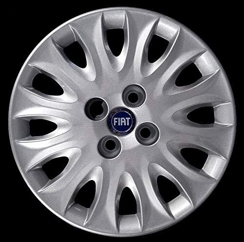 COPRICERCHIO BORCHIA Diametro 14 PROD Nuovo Generico Fiat Punto 99 HLX 5 Porte Quattro 4