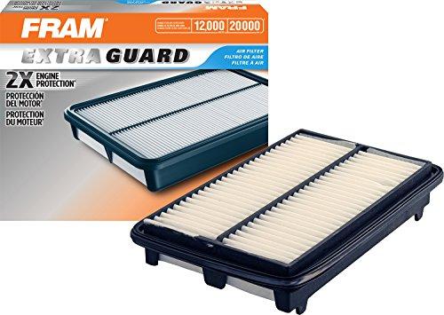 FRAM CA11010 Extra Guard Rigid Rectangular Panel Air Filter