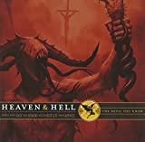 The Devil You Know - Heaven & Hell