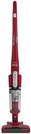 Moulinex Aspirateur balai sans fil Air force light rouge