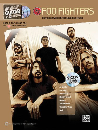 Foo Fighters - Ultimate Guitar Play-Along: Book/2-CD Pack (Ultimate (Book Foo Fighters)