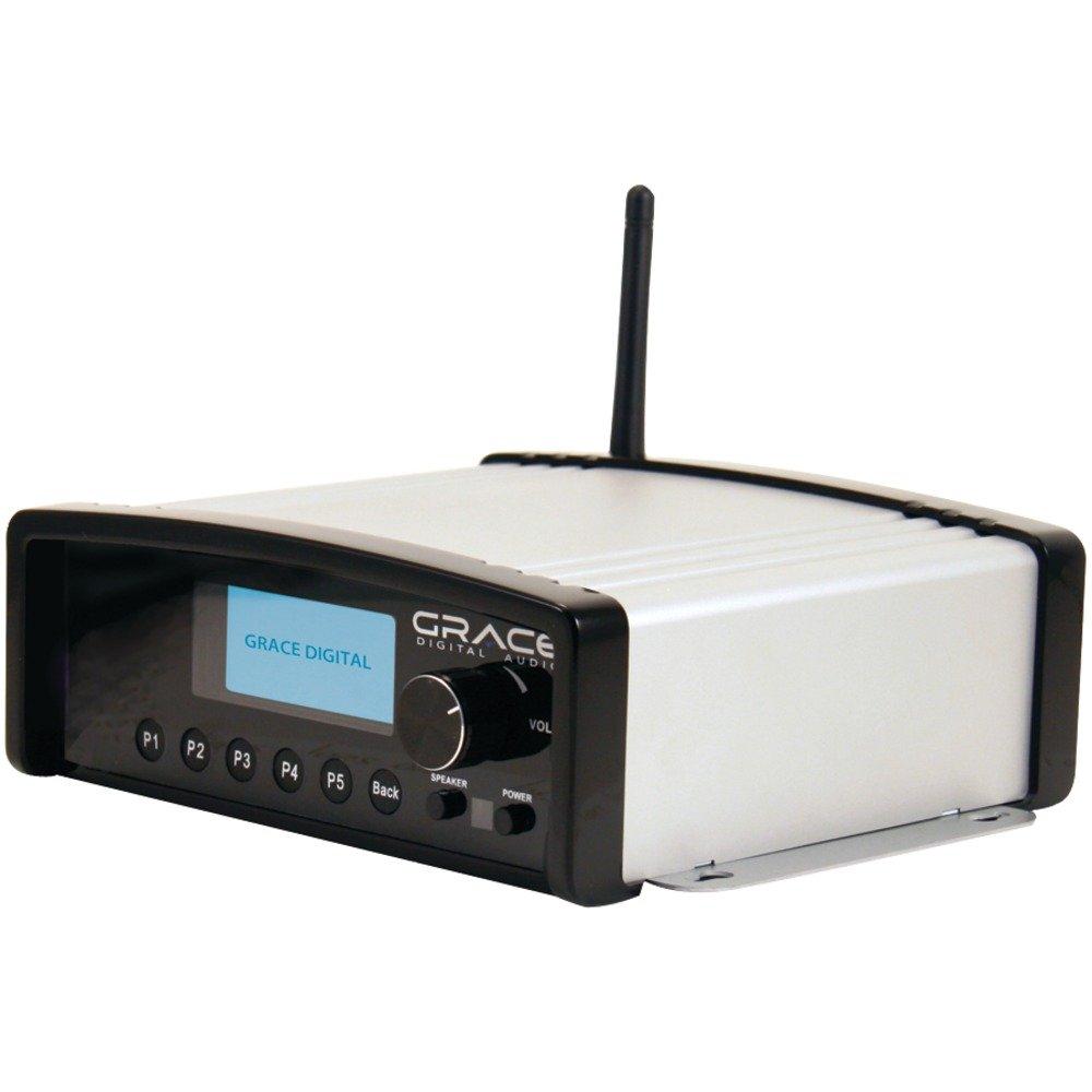 Grace Digital GDI-IRBM20 Internet Radio Featuring SiriusXM Internet Music for Business (GDI-IRBM20) by Grace Digital