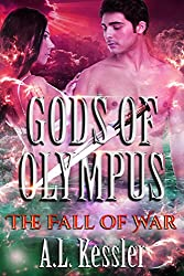 The Fall of War (Gods of Olympus Book 4)