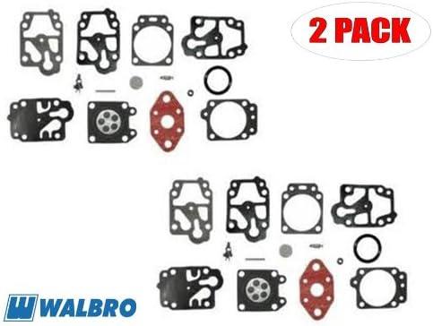 Fuel System Walbro 2 Packs of K20-WYL Carburetor Repair Kits ...