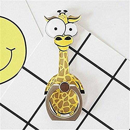 Animal Universal Smartphone Animal anillo Grip nicebuty tel/éfono celular dedo anillo soporte