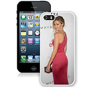 New Custom Designed Cover Case For iPhone 5s With Gigi Hadid Girl Mobile Wallpaper(266).jpg