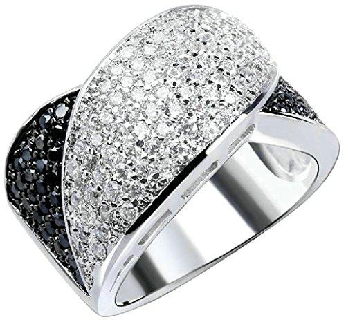 Bague-PersonnalisAdisaer-Bague-Femme-Plaque-Or-Bague-de-Fiancaille-Gravure-Bague-Diamant-Fleurs-Feuille