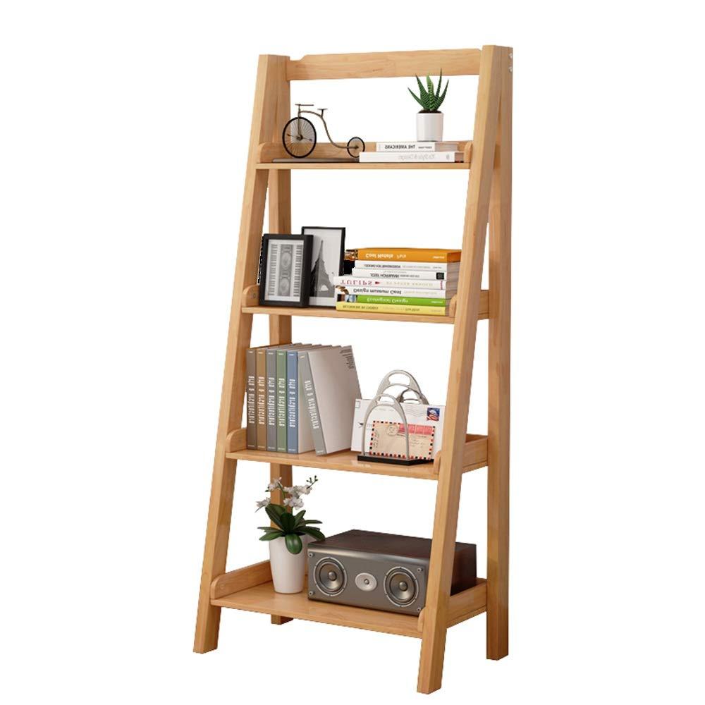 Estantería Escalera Decorativa Librería 4 Plataforma Escalera ...