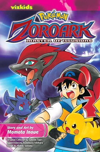 Pokémon: the Movie - Zoroark: Master of Illusions (Pokemon)