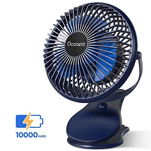 10000 mAh Stroller Fan