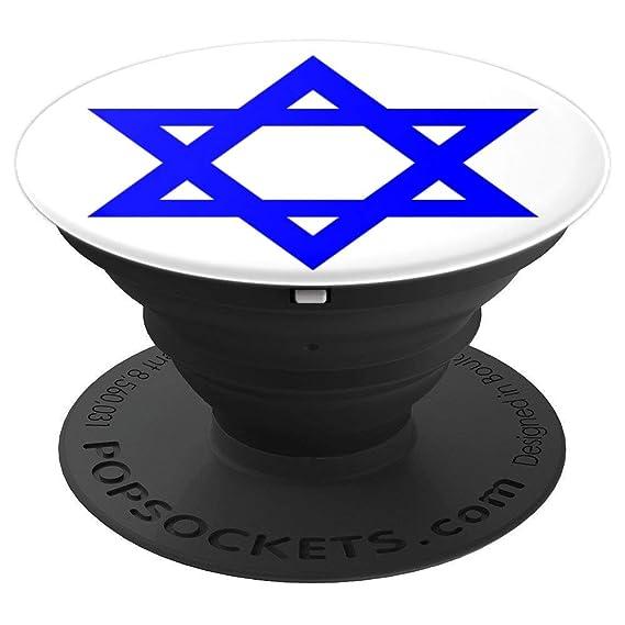 Amazon Star Of David Phone Pop Stand Love Israel Jewish Pride