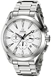 Omega Men's 231.10.44.50.04.001 Aqua Terra White Dial Watch