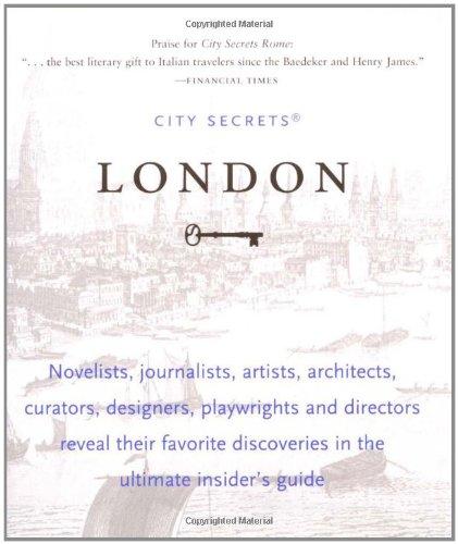Download City Secrets: London ebook
