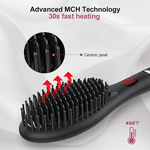 Hair-Straightening-Brush-20-ARCHIKING-Ceramic-Ionic-Hair-Straightener-Brush-with-Double-Anion-Anti-scald-Fast-Heating-Electric-Auto-Shut-Off