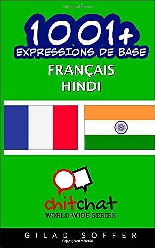 Amazon com: 1001+ Expressions de Base Français - Hindi