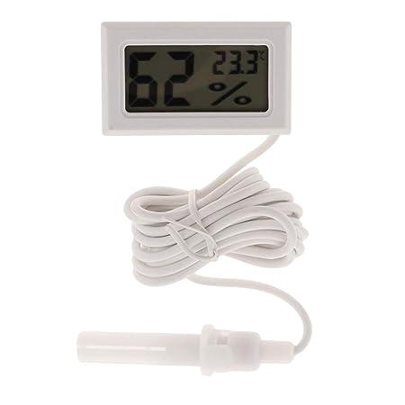 Compra KESOTO LCD Termómetro Digital Refrigerador Congelador ...