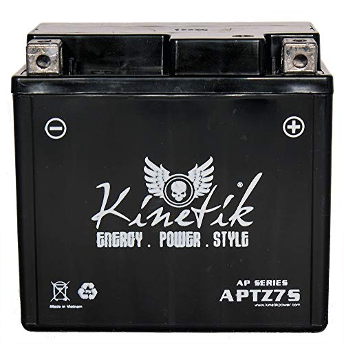 Kinetik APTZ7S 12V 6AH Battery for Cannondale 440 C440, E440, S440 02-03