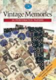 Vintage Memories, Search Press, 1844481174