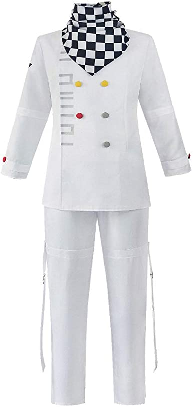 Danganronpa V3 Ouma Kokichi School Uniform costume Full Set Cosplay Anime