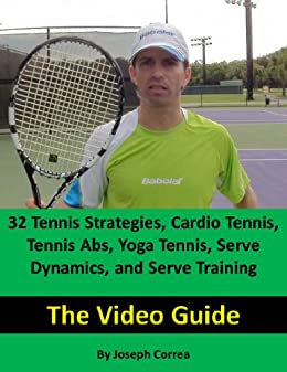 Amazon.com: 32 Tennis Strategies, Cardio Tennis, Tennis Abs ...