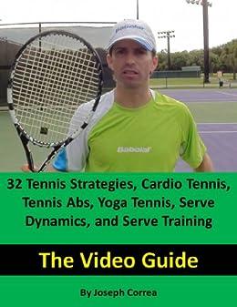 Amazon.com: 32 Tennis Strategies, Cardio Tennis, Tennis Abs ...