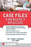 img - for Case Files Emergency Medicine, Second Edition (LANGE Case Files) by Eugene Toy (2009-07-14) book / textbook / text book