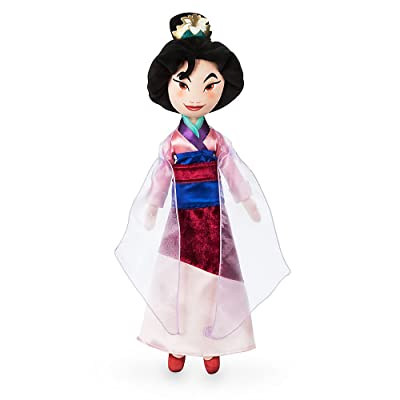 Disney Mulan Plush Doll - Medium: Toys & Games
