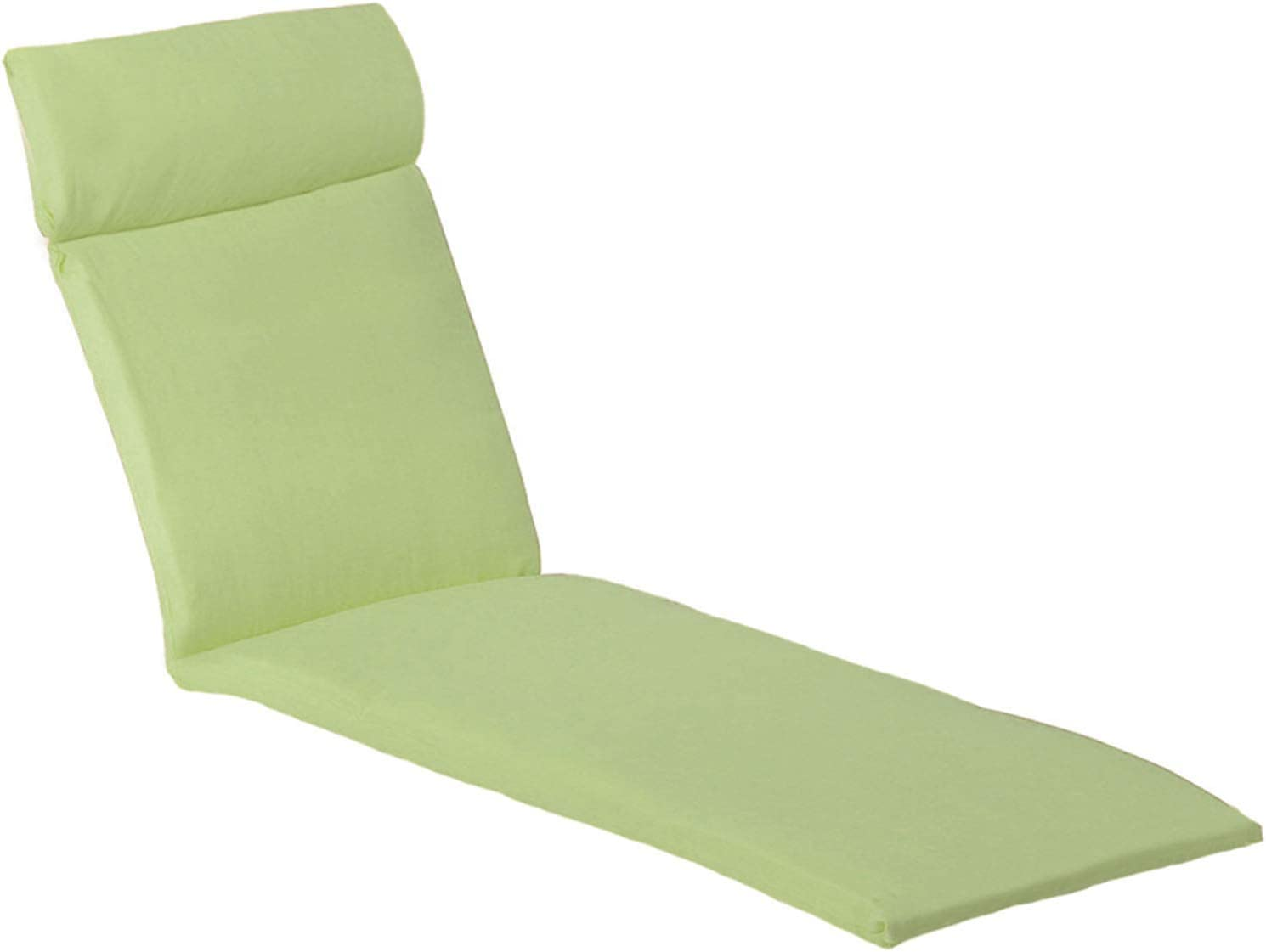 Hanover Outdoor Furniture ORLEANSCHSCUSH Orleans Chaise Lounge Cushion, Avocado Green Outdoor Furniture
