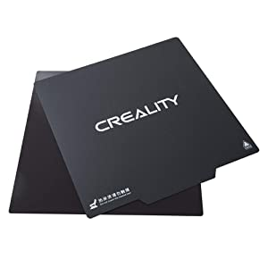 CHPOWER Creality CR-10 Bed Surface, CR-10S Ultra-Flexible Removable Magnetic Build Surface 3D Printer Heated Bed Cover, 310x310mm