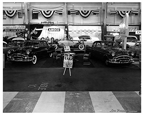 Review 1955 Packard Auto Show