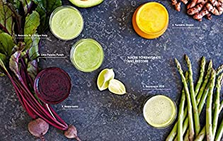 Juice + Nourish: Energize, Cleanse, and Find Your Glow with