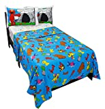 Sesame Street Full Sheet Set Elmo Comic Strip Review and Comparison