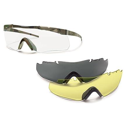1fbed21bcf2a6 Amazon.com  Smith Optics Elite Aegis Echo Asian Fit Eyeshields ...