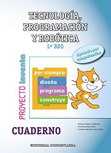 Tecnología, Programación y Robótica 1º ESO - Cuaderno ...