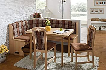 Amazon.com: German Furniture Warehouse Breakfast Nook ...