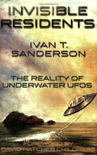 Invisible Residents: The Reality of Underwater UFOs