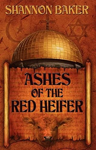 book cover of Ashes of the Red Heifer